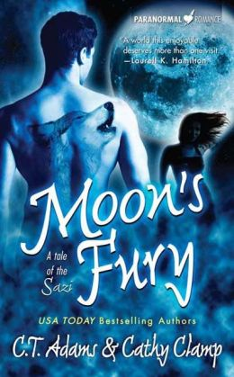 Moon's Fury (Tales of the Sazi Series #5)
