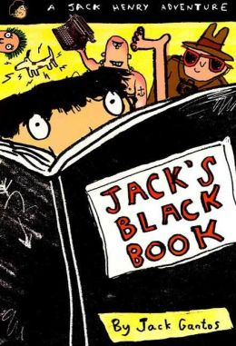 Jack's Black Book (Jack Henry Series #5)