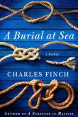 Book Cover Image. Title: A Burial at Sea (Charles Lenox Series #5), Author: Charles Finch