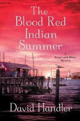 The Blood Red Indian Summer (Berger and Mitry Series #8)
