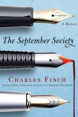 The September Society (Charles Lenox Series #2)