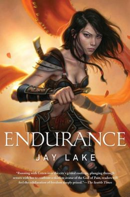 Endurance (Green Universe Series #2)