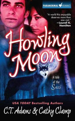 Howling Moon (Tales of the Sazi Series #4)