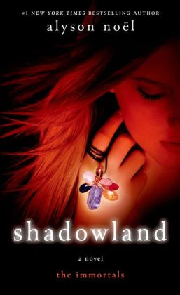 Shadowland (Immortals Series #3)