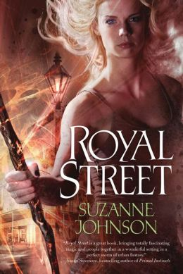 Royal Street (Sentinels of New Orleans Series #1)