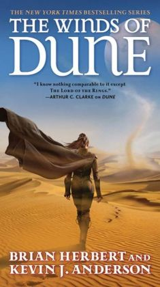 The Winds of Dune (Heroes of Dune Series #2)