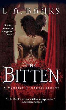 The Bitten (Vampire Huntress Legend Series #4)