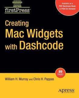 Creating Mac Widgets with Dashcode