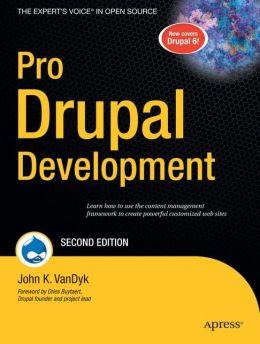 Pro Drupal Development