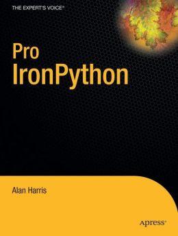 Pro IronPython