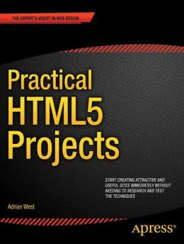 Practical HTML5 Projects