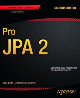 Pro JPA 2