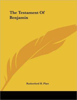 Testament of Benjamin