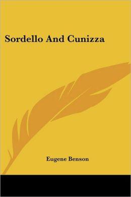 Sordello and Cunizza