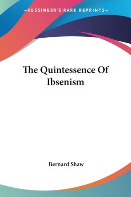 Quintessence of Ibsenism