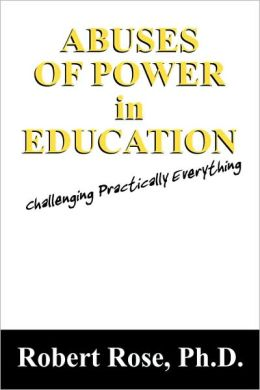 Abuses Of Power In Education