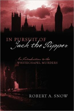 In Pursuit Of Jack The Ripper