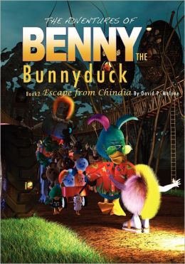 The Adventures of Benny the Bunnyduck: Escape from Chindia