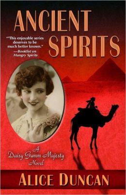 Ancient Spirits (Daisy Gumm Majesty Series #6)