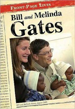 Bill and Melinda Gates by Sally Isaacs  9781432932206  Hardcover  Barnes & Noble