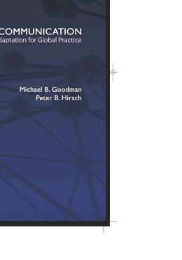 Corporate Communication: Strategic Adaptation for Global Practice