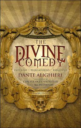 The Divine Comedy (Blackstone Classic Literature)