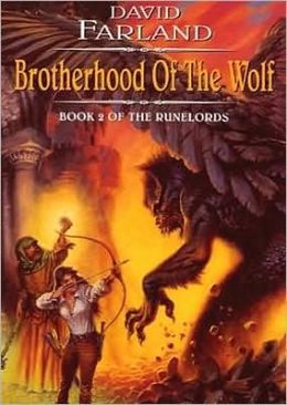 Brotherhood of the Wolf (Runelords Series #2)