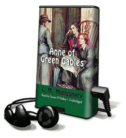 Anne of Green Gables [With Headphones]