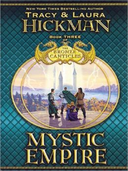 Mystic Empire: The Bronze Canticles Series, Book 3