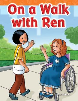 On a Walk with Ren: Short Vowel Storybooks