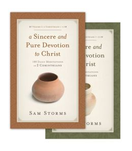 A Sincere and Pure Devotion to Christ: 100 Daily Meditations on 2 Corinthians