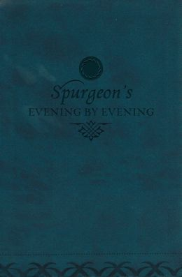 Evening by Evening: A New Edition of the Classic Devotional Based on the Holy Bible, English Standard Version