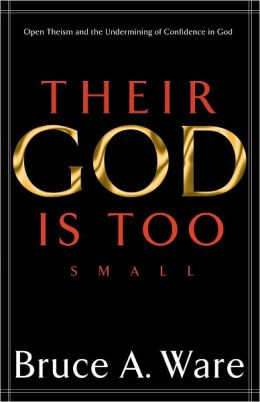Their God Is Too Small: Open Theism and the Undermining of Confidence in God