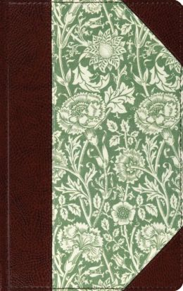 ESV Bible-Thinline, Floral Design