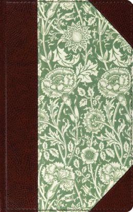 ESV Bible-Thinline, Floral Design