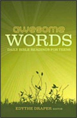 Awesome Words: Daily Bible Readings for Teens