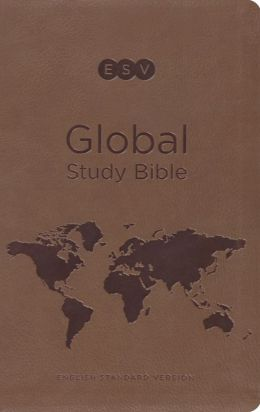 ESV Global Study Bible (TruTone, Brown)