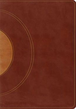 ESV Study Bible (TruTone, Walnut/Taupe, Core Design)