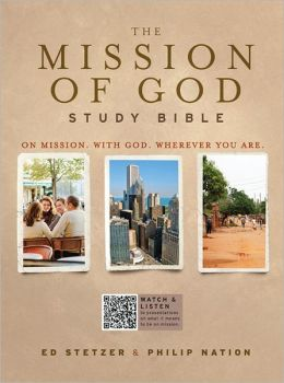 The Mission of God Study Bible, Trade Paper