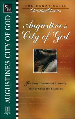 St. Augustine's City of God