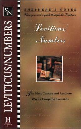 Leviticus - Numbers