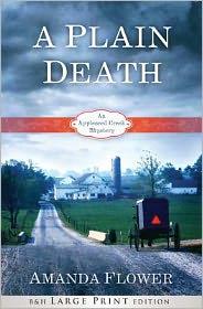 A Plain Death (Appleseed Creek Series #1)
