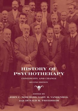 History of Psychotherapy: Continuity and Change