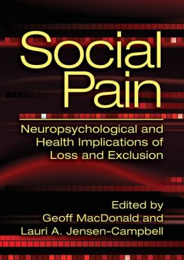 Social Pain: Neuropsychological and Health Implications of Loss and Exclusion
