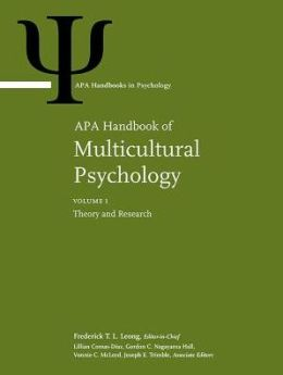 APA Handbook of Multicultural Psychology