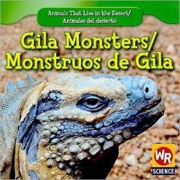 Gila Monsters/Monstruos de Gila