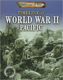 Timeline of World War II: Pacific