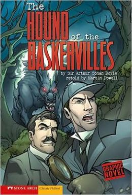 The Hound of the Baskervilles (Graphic Revolve Series)