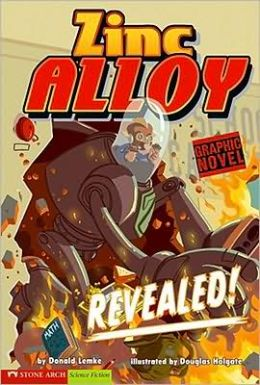Revealed! (Zinc Alloy Series)
