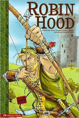 Robin Hood (Graphic Revolve Series)